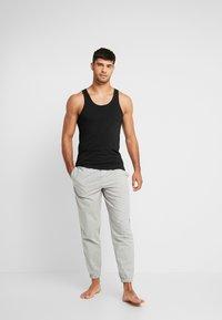 Calvin Klein Underwear - TANK 2 PACK - Podkoszulki - black - 1