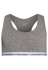 Calvin Klein Underwear - 2 PACK - Bustier - grey heather - 2