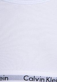 Calvin Klein Underwear - 2 PACK - Bustier - white/black - 3