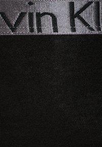 Calvin Klein Underwear - 2 PACK - Kalhotky/slipy - black - 4