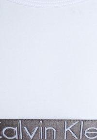 Calvin Klein Underwear - BRALETTE 2 PACK - Korzet - grey heather - 3