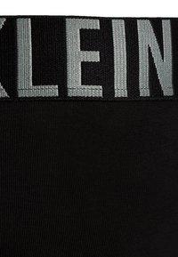 Calvin Klein Underwear - BIKINI 2 PACK - Briefs - grey heather/black - 3
