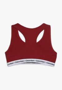 Calvin Klein Underwear - BRALETTE 2 PACK  - Korzet - red - 1