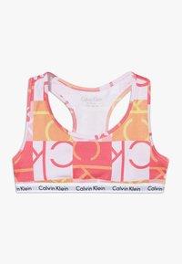 Calvin Klein Underwear - BRALETTE 2 PACK  - Korzet - pink - 2