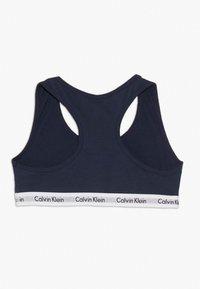 Calvin Klein Underwear - BRALETTE 2 PACK  - Korzet - blue - 1