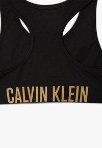 Calvin Klein Underwear - BRALETTE 2 PACK - Korzet - black - 4