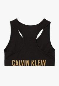 Calvin Klein Underwear - BRALETTE 2 PACK - Korzet - black - 1