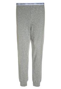 Calvin Klein Underwear - Pyjama set - white/grey heather - 2