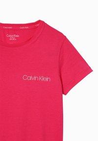 Calvin Klein Underwear - TEES 2 PACK - Haut de pyjama - pink - 4