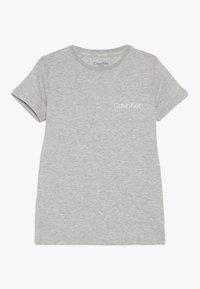 Calvin Klein Underwear - TEES 2 PACK - Pyžamový top - white - 2