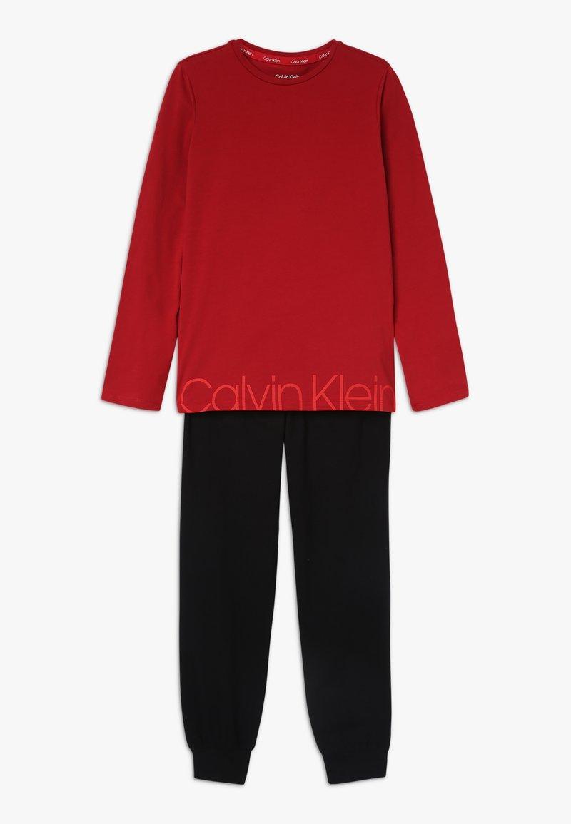 Calvin Klein Underwear - Pyžamová sada - red