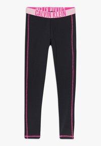 Calvin Klein Underwear - Legginsy - black - 0
