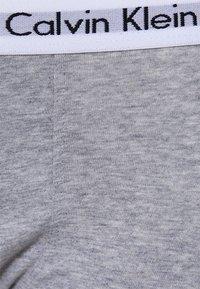 Calvin Klein Underwear - 2 PACK - Pants - white/grey heather - 4