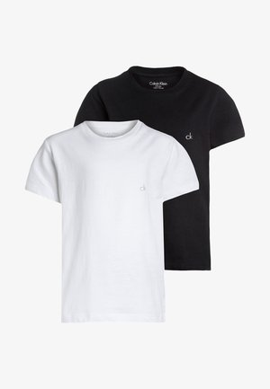 2 PACK   - Undertrøjer - black/white
