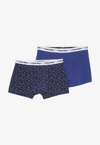 Calvin Klein Underwear - TRUNKS 2 PACK - Panties - blue - 3