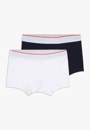 TRUNKS 2 PACK - Pants - white