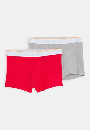 TRUNKS 2 PACK - Underkläder - grey