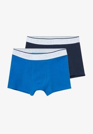TRUNKS 2 PACK - Boxerky - blue