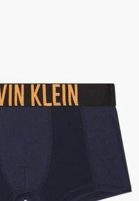 Calvin Klein Underwear - TRUNKS 2 PACK - Pants - blue - 4