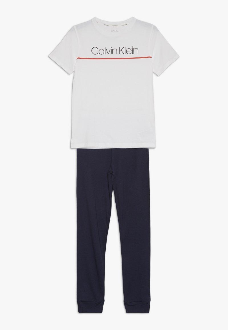 Calvin Klein Underwear - Pyžamová sada - white