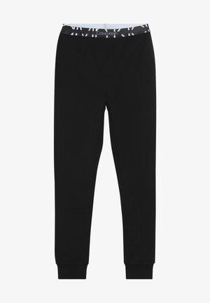 PANT - Pyžamový spodní díl - black