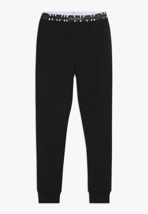 PANT - Pyjamasbukse - black