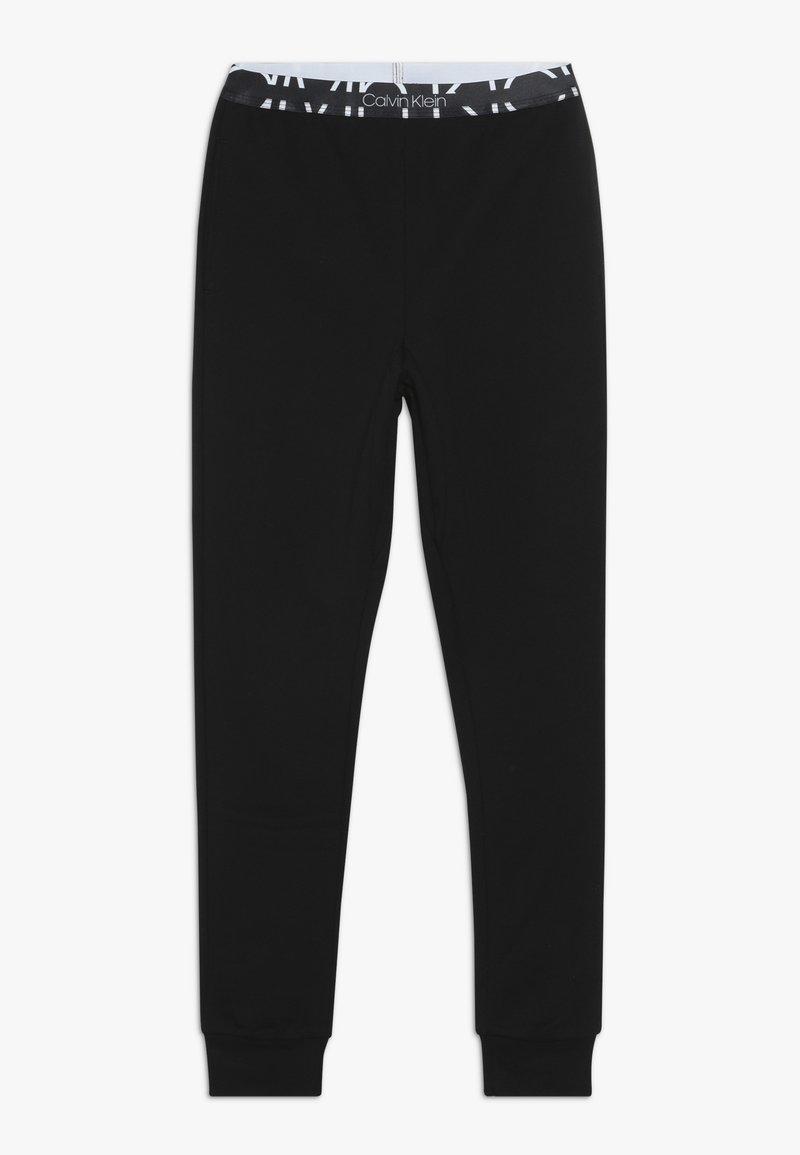 Calvin Klein Underwear - PANT - Pyžamový spodní díl - black