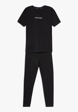 SET CUFFED  - Pyjama set - black