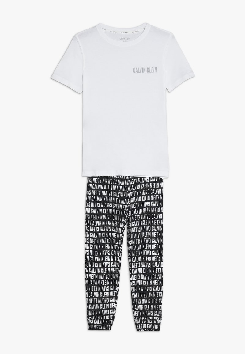 Calvin Klein Underwear - SET - Pantalon de survêtement - white