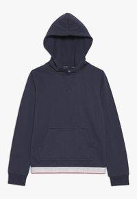 Calvin Klein Underwear - HOODIE - Jersey con capucha - blue - 0