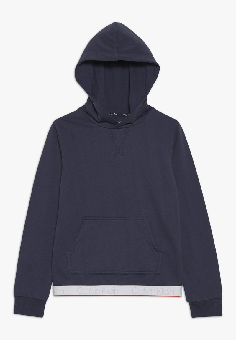 Calvin Klein Underwear - HOODIE - Jersey con capucha - blue