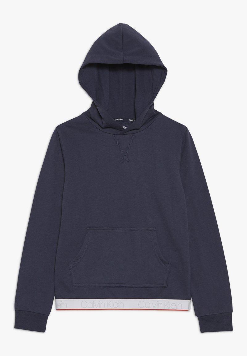 Calvin Klein Underwear - HOODIE - Mikina skapucí - blue