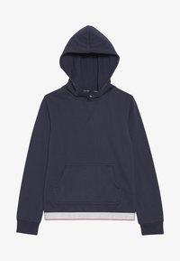 Calvin Klein Underwear - HOODIE - Jersey con capucha - blue - 2