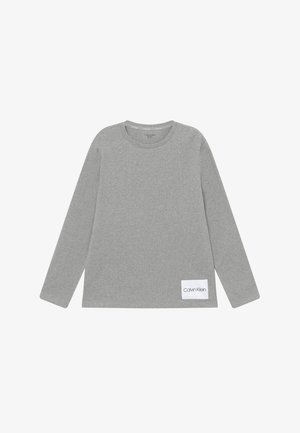 TEE - Long sleeved top - grey