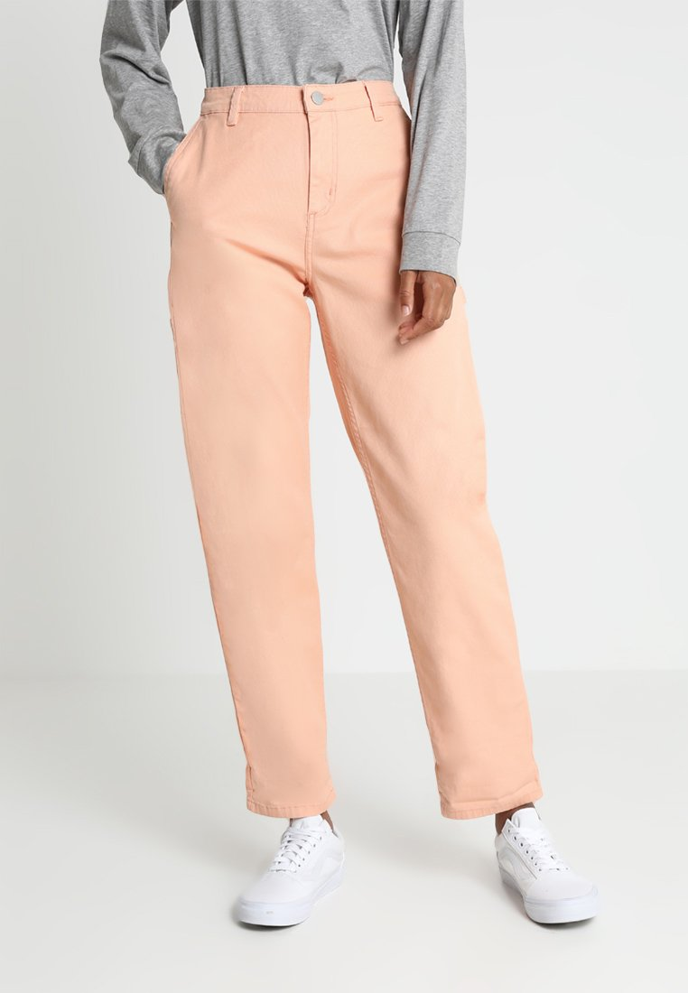 Carhartt WIP - PIERCE PANT - Trousers - peach rinsed
