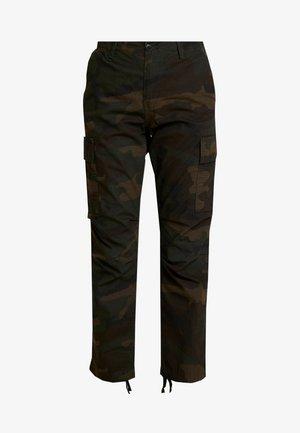CYMBAL PANT COLUMBIA - Kalhoty - evergreen
