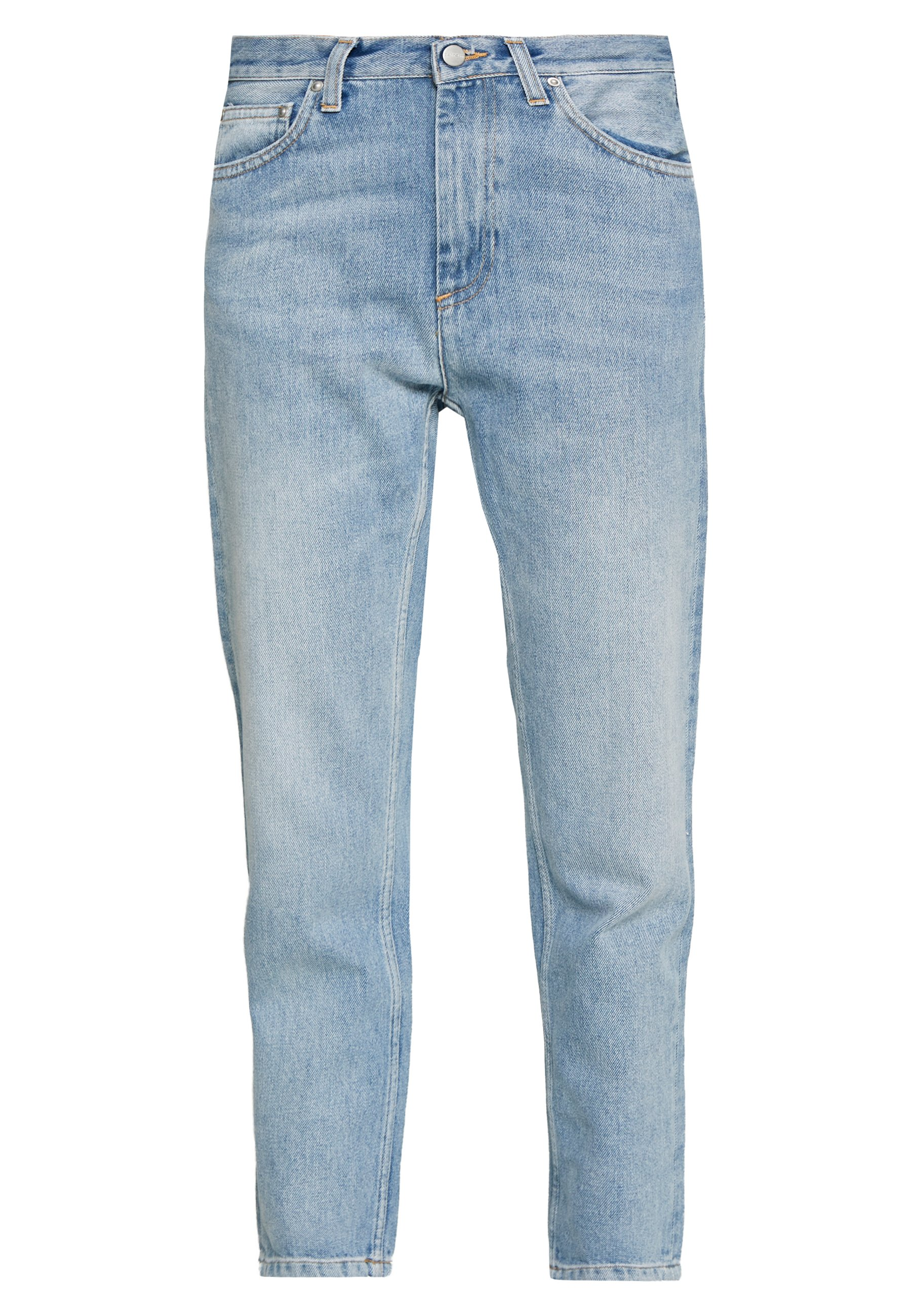 Carhartt WIP PAGE CARROT ANKLE PANT MABLETON - Jeansy Zwężane - blue