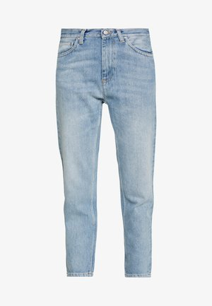 PAGE CARROT ANKLE PANT MABLETON - Jeans Tapered Fit - blue