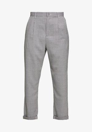 PULLMAN PANT MONTEBELLO - Trousers - black rigid