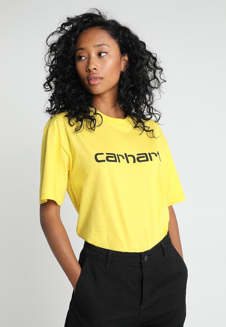 Carhartt Primula ScriptT Imprimé shirt Wip black 0PwOnk