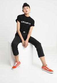 Carhartt WIP - SCRIPT - T-shirts print - black/white - 1