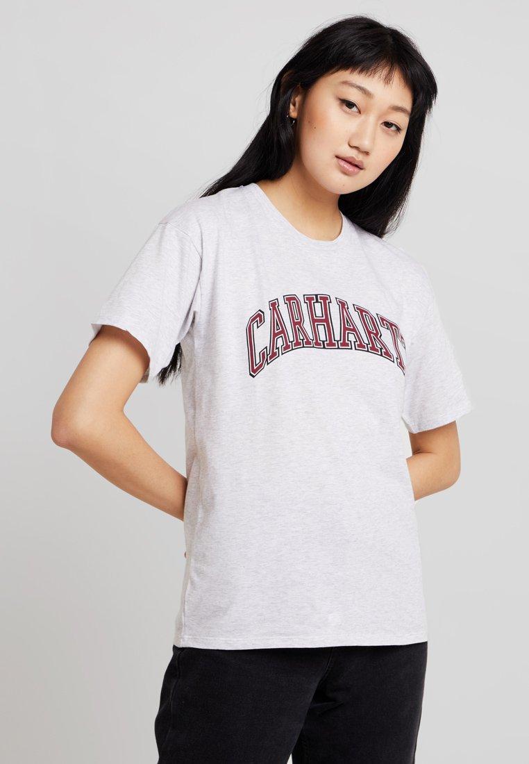 Carhartt WIP - KNOWLEDGE - T-shirts print - ash heather