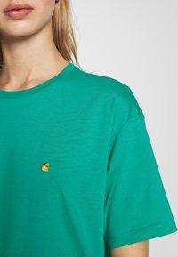Carhartt WIP - CHASY - T-shirt basique - light green - 4