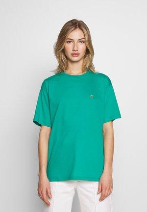 CHASY - Jednoduché triko - light green