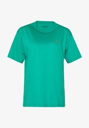 CHASY - Basic T-shirt - light green