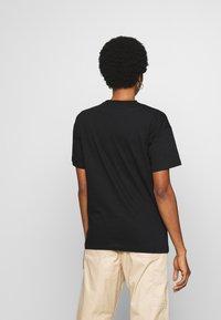 Carhartt WIP - SCRIPT EMBROIDERY - T-shirt basique - black/white - 2