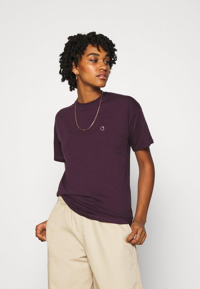 T-shirt imprimé - boysenberry