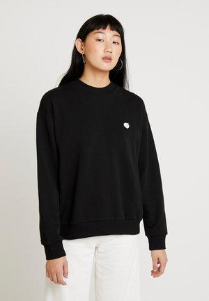 HARTT - Sweatshirts - black/wax