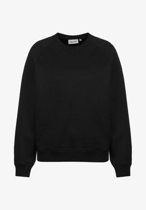 CHASY - Sweater - black