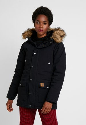 TRAPPER - Parka - black
